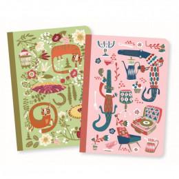 Set de 2 petits carnets - Asa