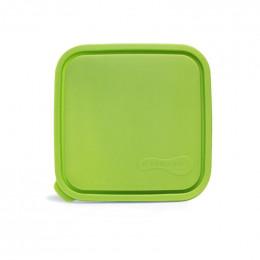 Couvercle pour boîte carrée - 18 cm de diamètre - Lime