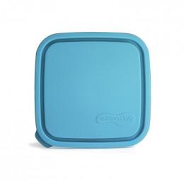 Couvercle pour boîte carrée - 18 cm de diamètre - Sky