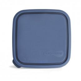 Couvercle pour boîte carrée - 20 cm de diamètre - Navy