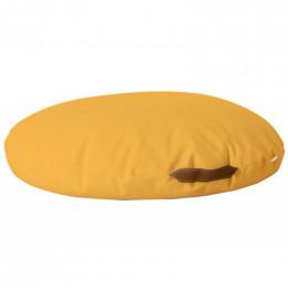 Pouf rond Sahara - Farniente yellow