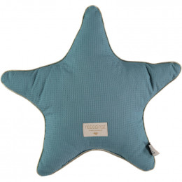 Coussin étoile Aristote - Magic green