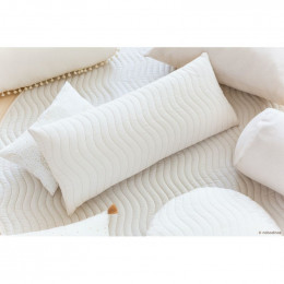 Coussin Monte Carlo - New natural 70x30 cm