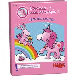 Licornes dans les nuages - Jeu de cartes - à partir de 4 ans (FR)