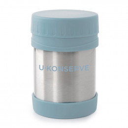 Lunch box inox - 350 ml - Bleu ciel
