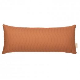 Coussin Monte Carlo - Sienna brown 70x30 cm