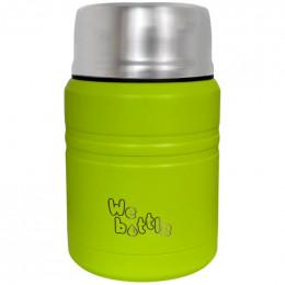 Lunchbox Isotherme en Inox avec cuillère - Green - 500 ml