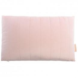 Coussin Akamba velvet 45x30 cm - Bloom pink