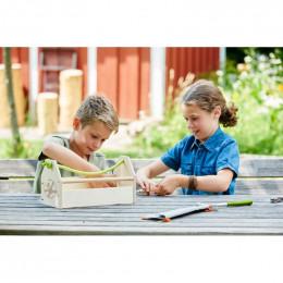 Caisse à outils à monter Terra Kids