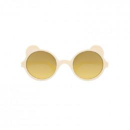 Lunettes de soleil enfant - Ourson - Crème