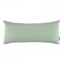 Coussin Monte Carlo 70 x 30 cm - Provence green