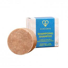 Shampooing solide - l'abeille s'en mêle - Rhassoul et cire - 75 g