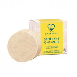 Démêlant solide - Cire et lemongrass - 60 g