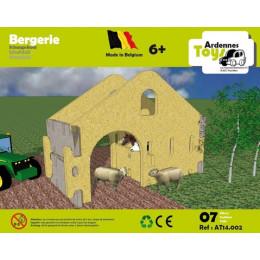 Bergerie - 7 pièces - à partir de 6 ans *