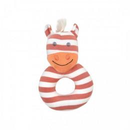 Hochet Poncho Poney Coton Bio - Dès la naissance